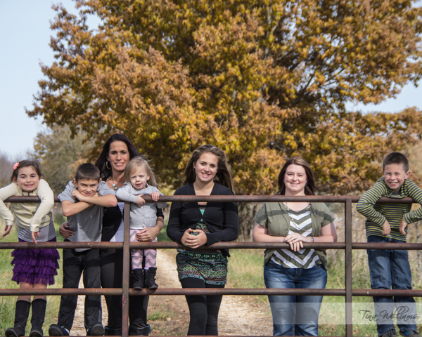Grandkids and their Moms!